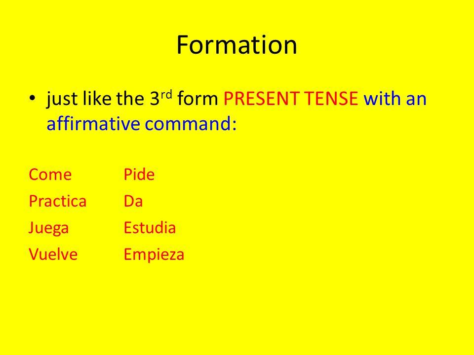 Irregulars (one syllable) vencome! ditell! salleave! hazdo! make! tenhave! vego! ponput! sébe!