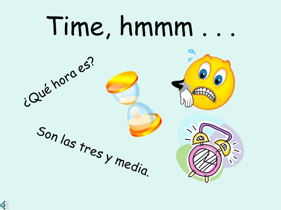 What is the year. ¿Cuál es el año.