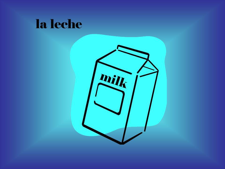 la leche m i l k