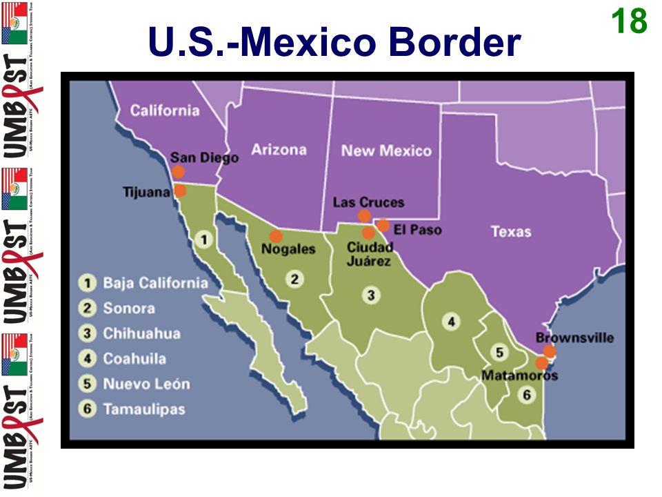 U.S.-Mexico Border 18