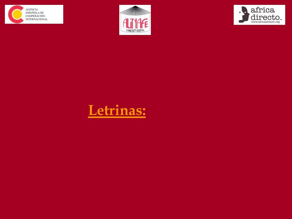 Letrinas: