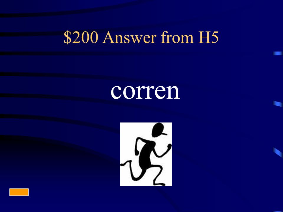 $200 Answer from H5 corren