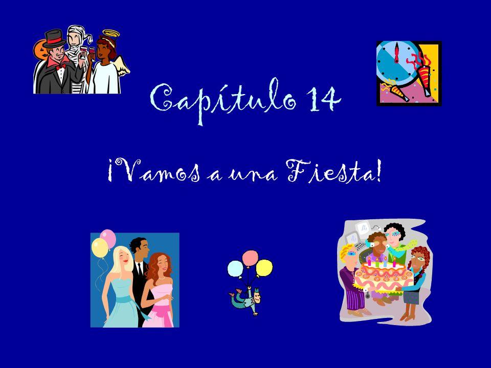 la fiesta de cumpleaños the birthday party