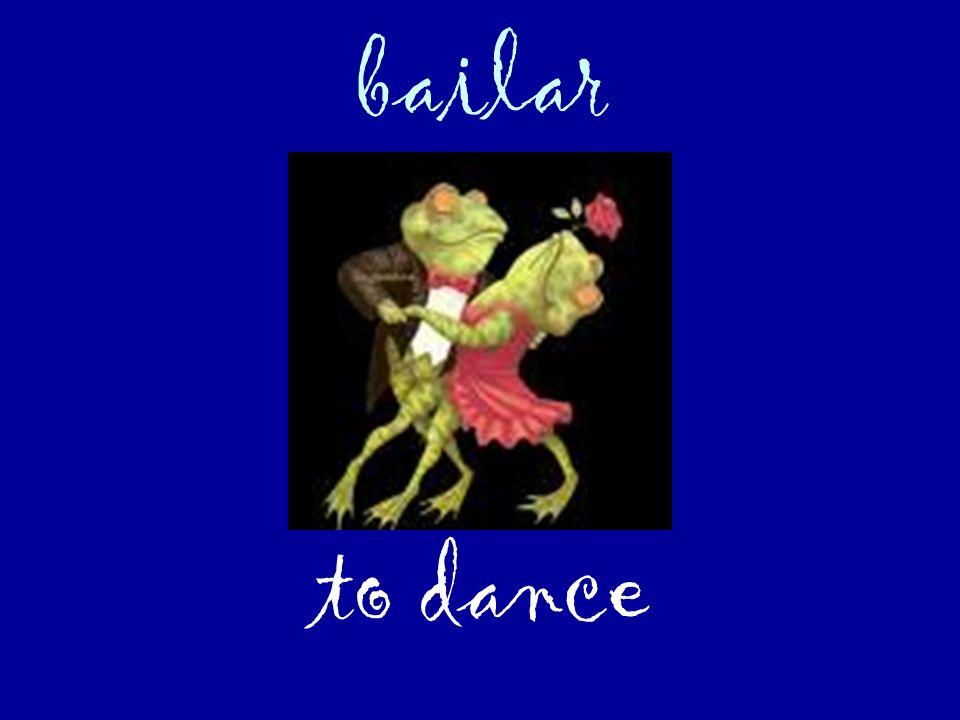 el baile the dance