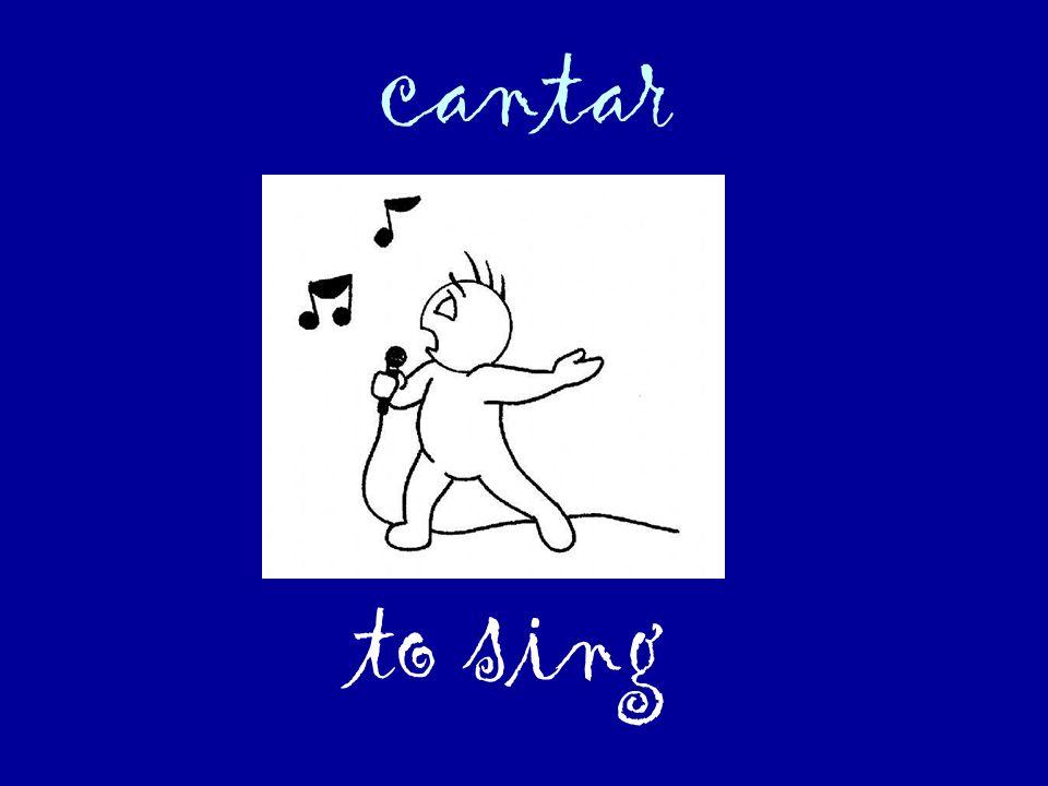 dar: yo doy, tú das to give/to show (a show)/to throw (a party)