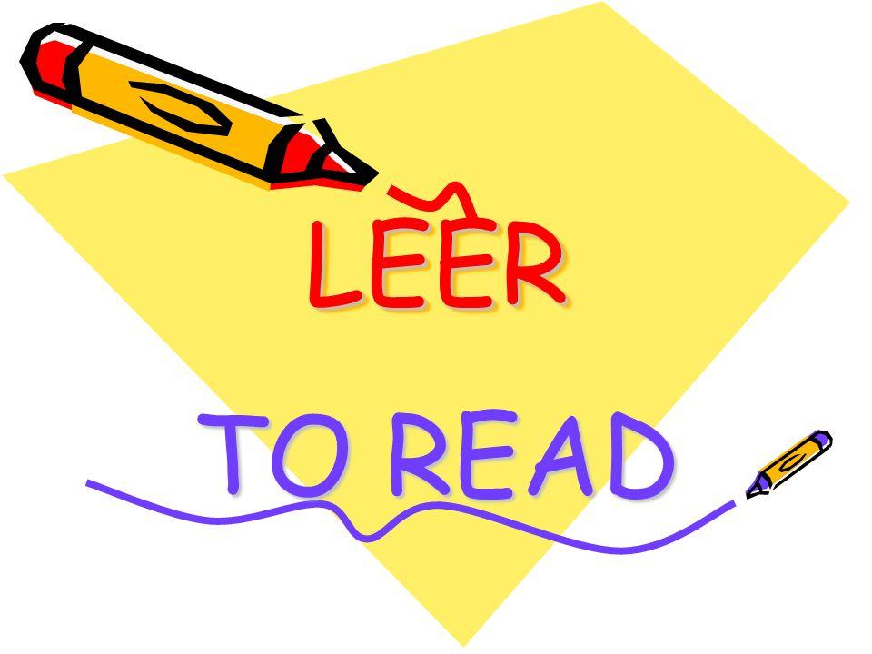 LEERLEER TO READ