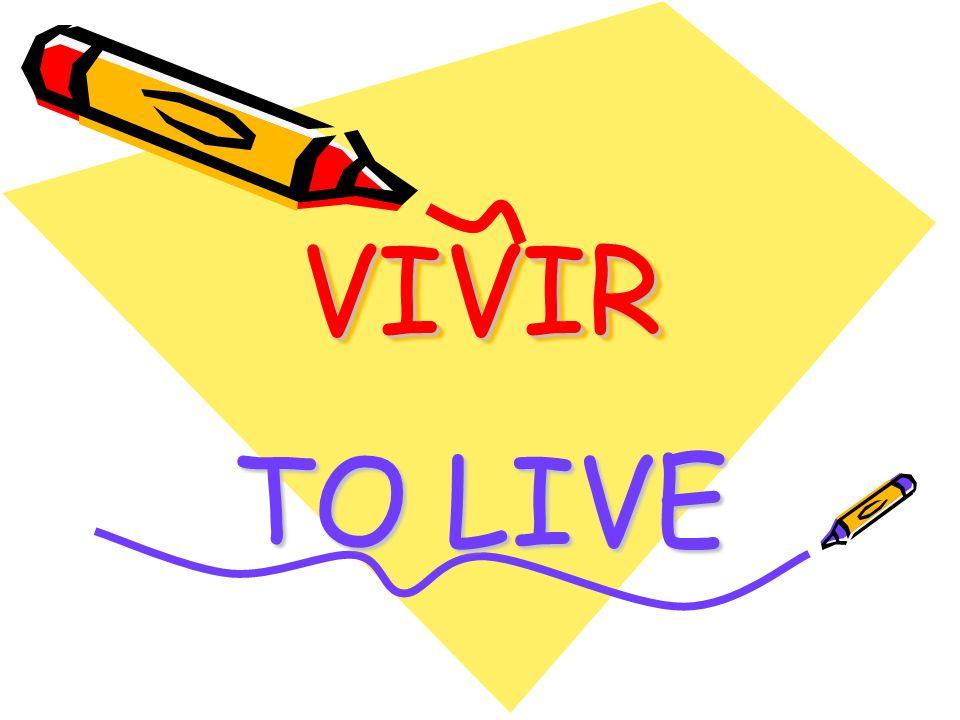 VIVIRVIVIR TO LIVE
