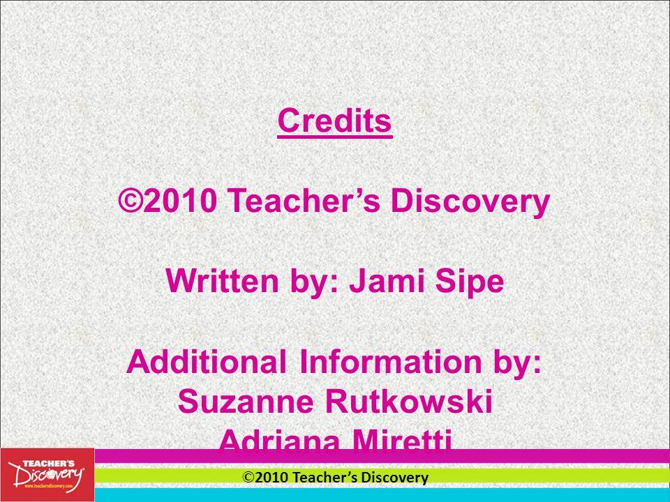 © 2010 Teachers Discovery Me gusta leer. Nos gusta el español.