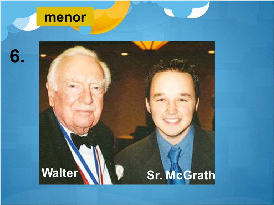 5. mayor Walter Sr. McGrath