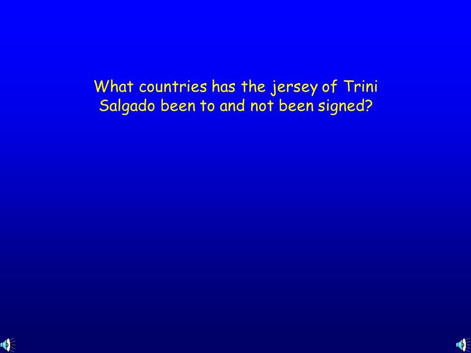 The Trini Salgado videos.