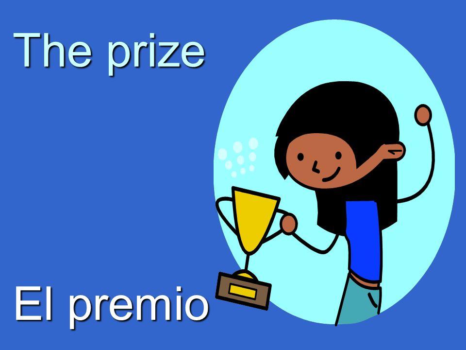 The prize El premio