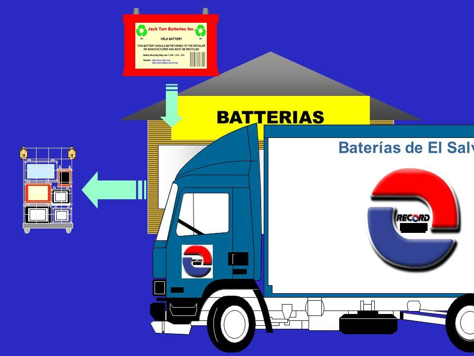 Power Gem Diamond Hard BATTERIAS Baterías de El Salvador