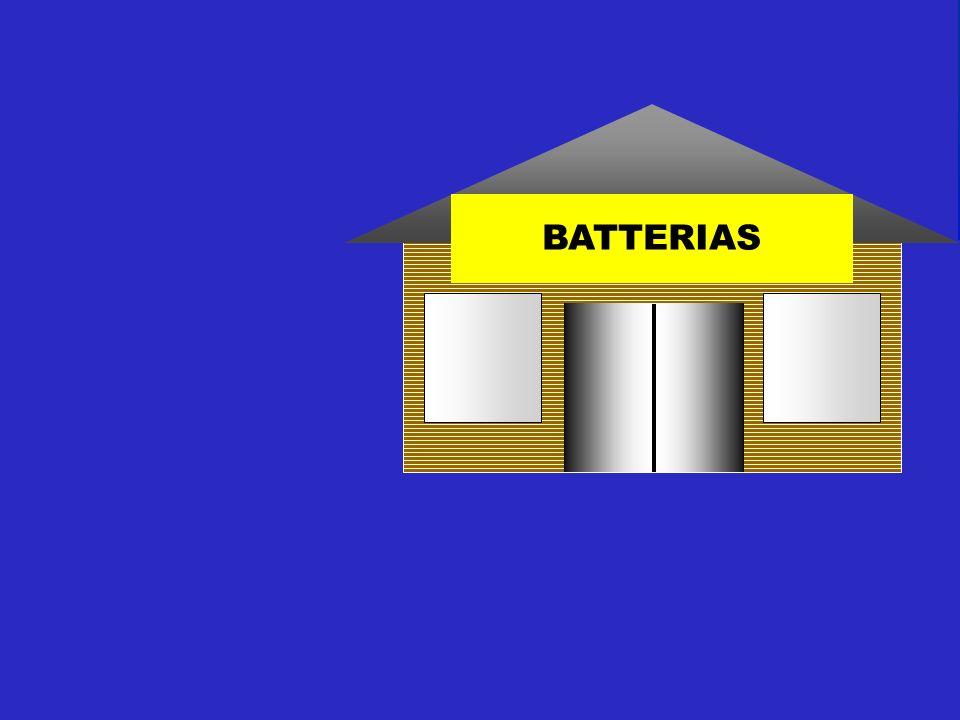 BATTERIAS