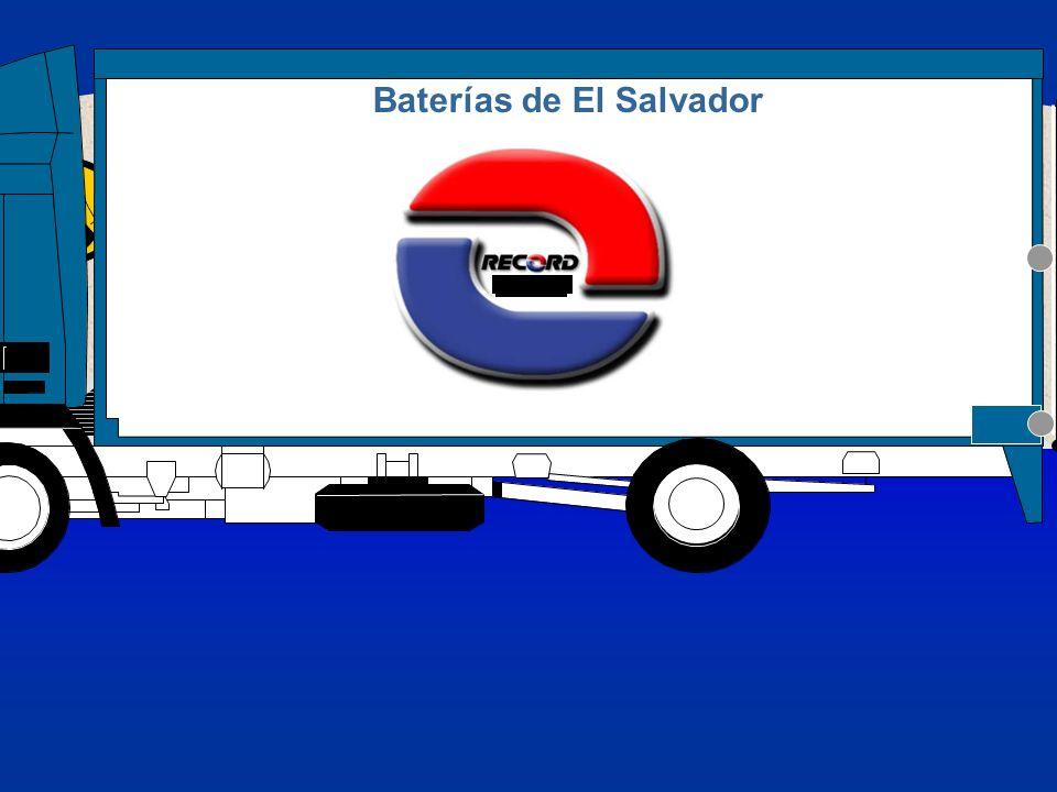 Baterías de El Salvador