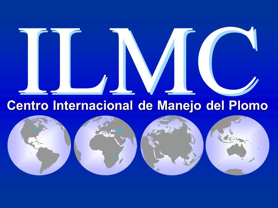 Centro Internacional de Manejo del Plomo ILMC ILMC