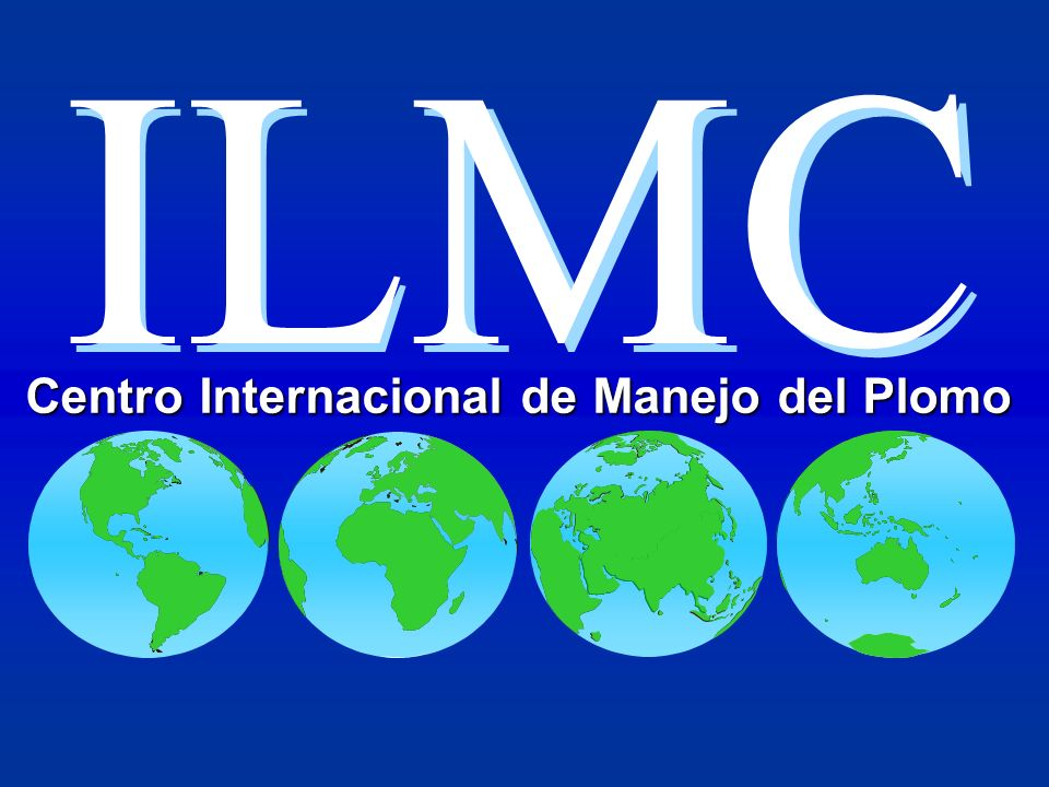 ILMC ILMCCentro Internacional de Manejo del Plomo