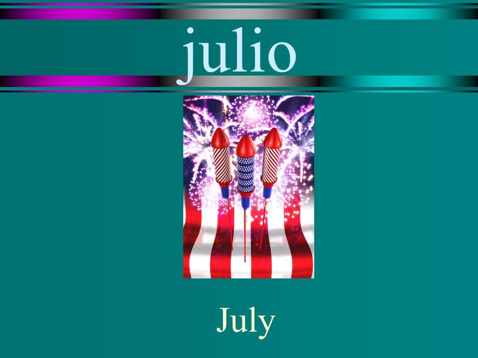 julio July