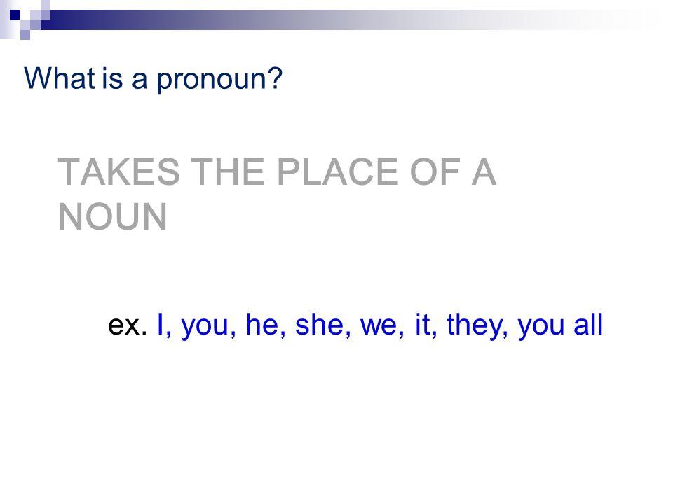 Subject pronoun chart Box #1 First person (self) You talking to someone Talking About someone I yo you tú él ella usted he she you