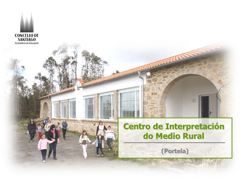 Centro de Interpretación do Medio Rural (Portela)