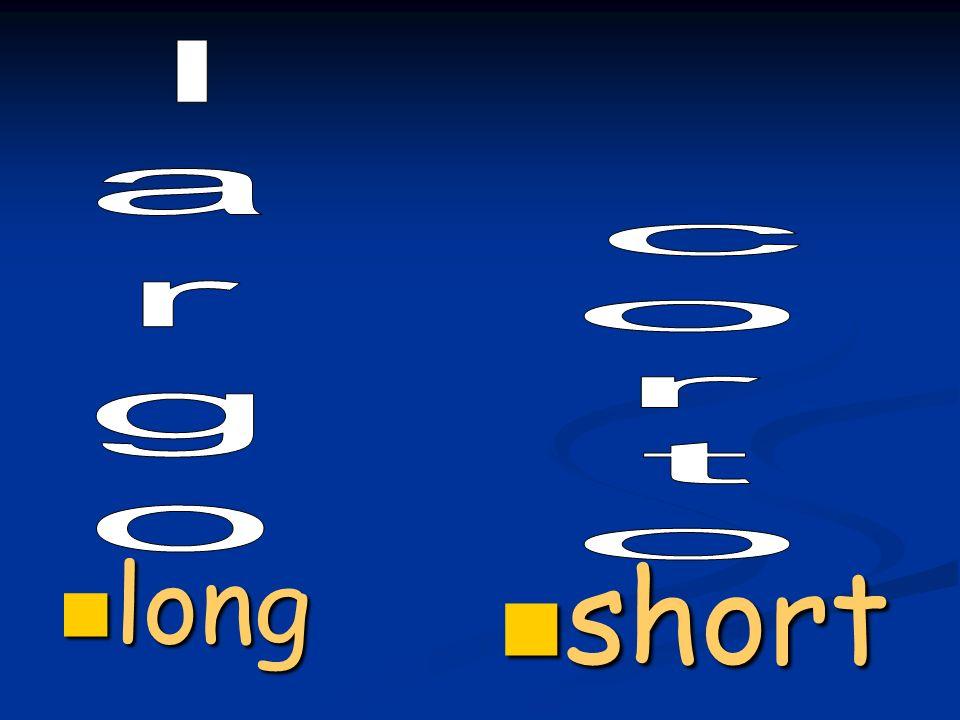 short long long