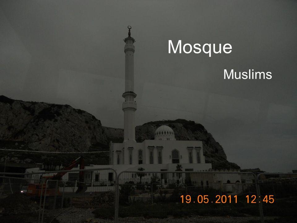 Mosque Muslims