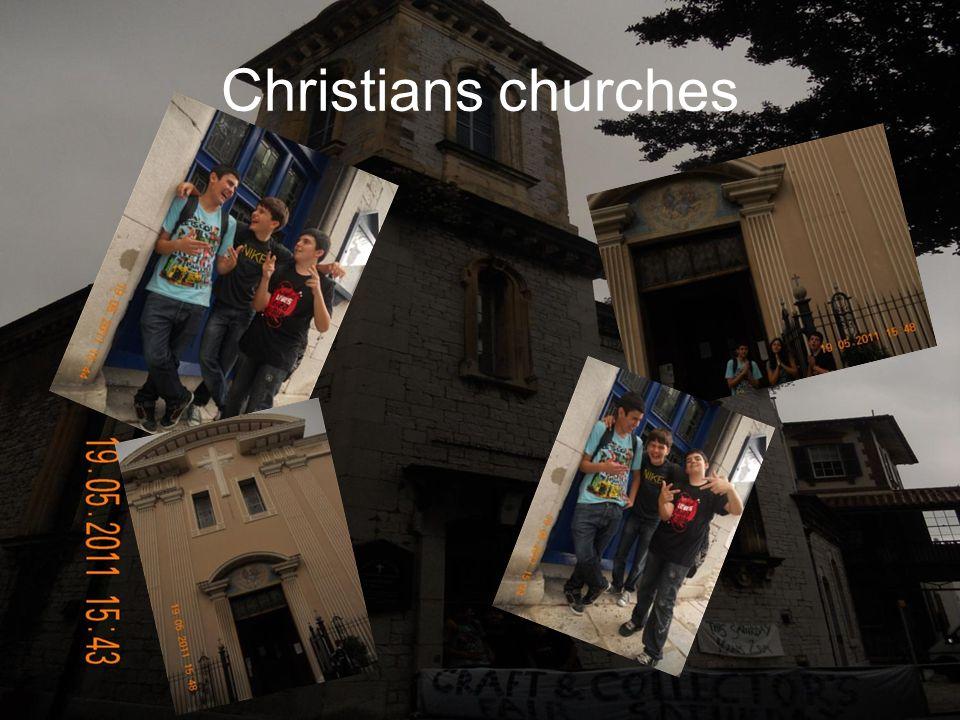 Christians churches