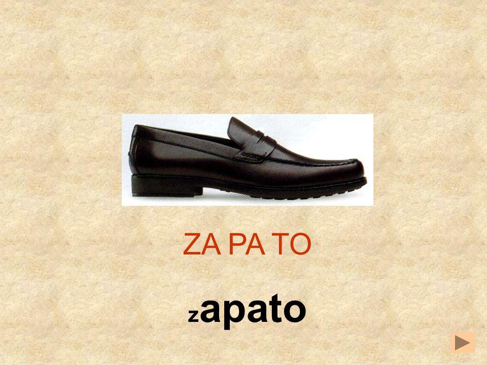 TO TAPA ZA ZA PA __