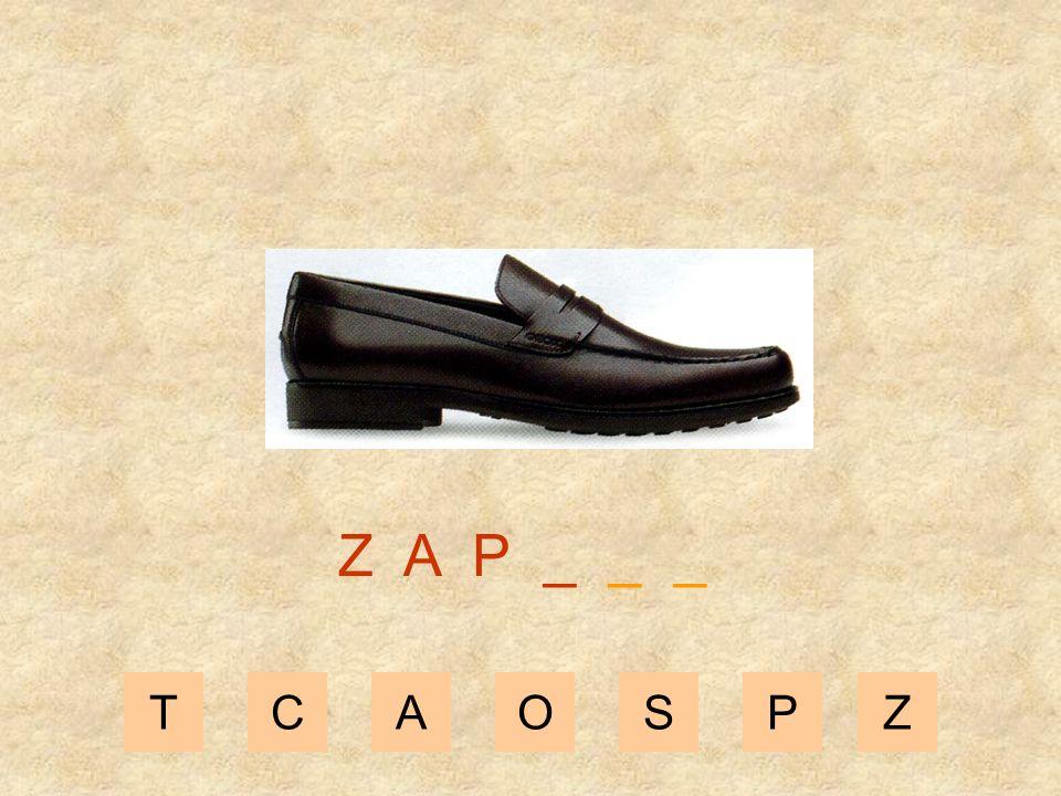 TCAOSPZ Z A _ _ _ _