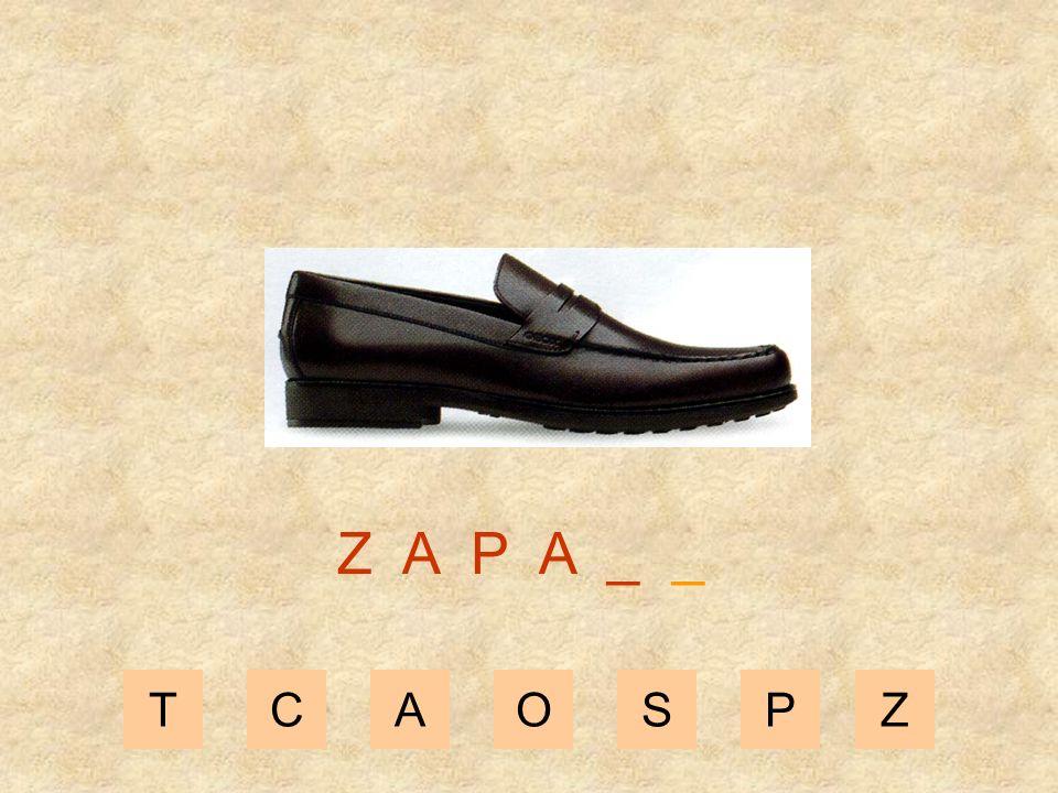 TCAOSPZ Z A P _ _ _