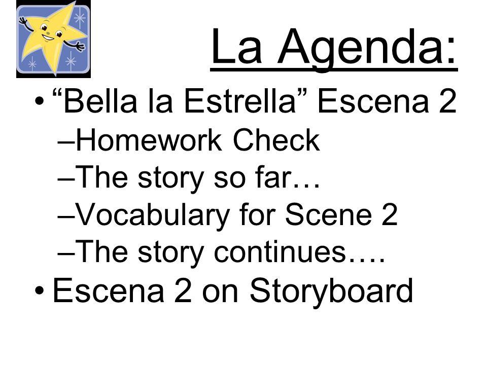 Homework Check 1.Turn desks to back 2.Bella/Trella Quiz 3.Interrogatives