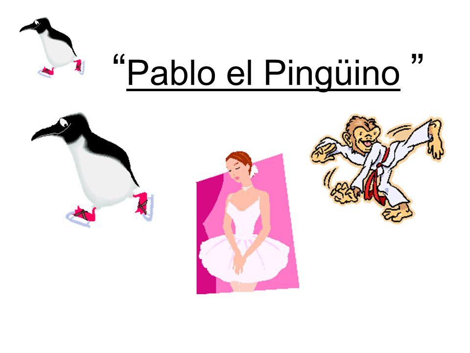 Pablo el Pingüino