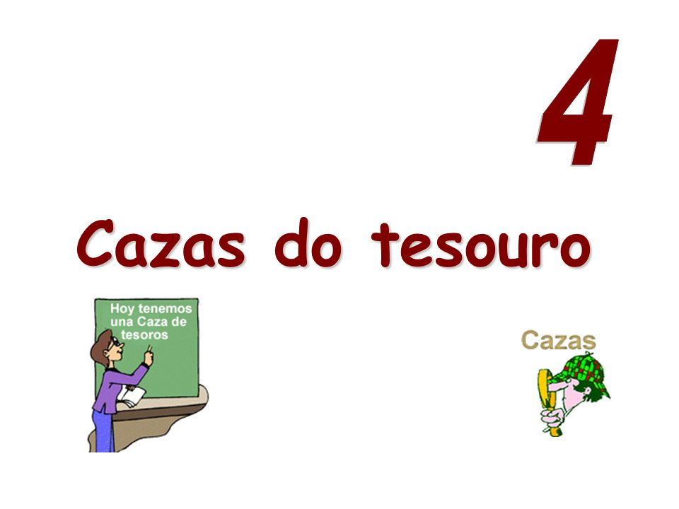 Cazas do tesouro
