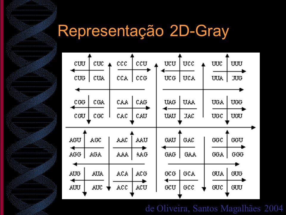 Representação 2D-Gray de Oliveira, Santos Magalhães 2004