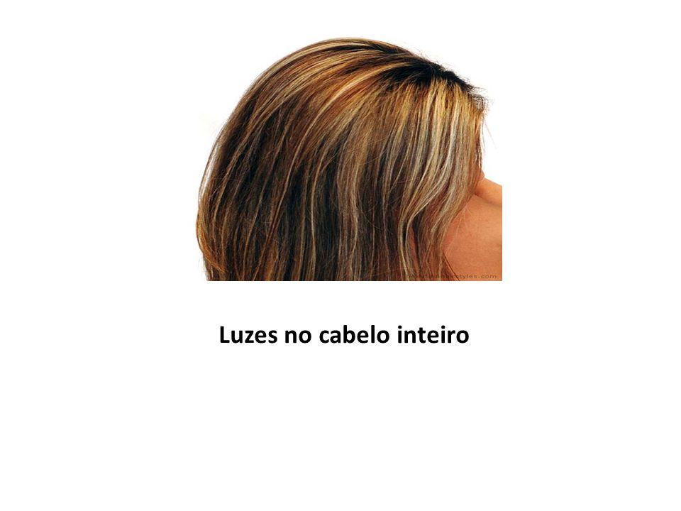 Pinned hair (cabelo preso)
