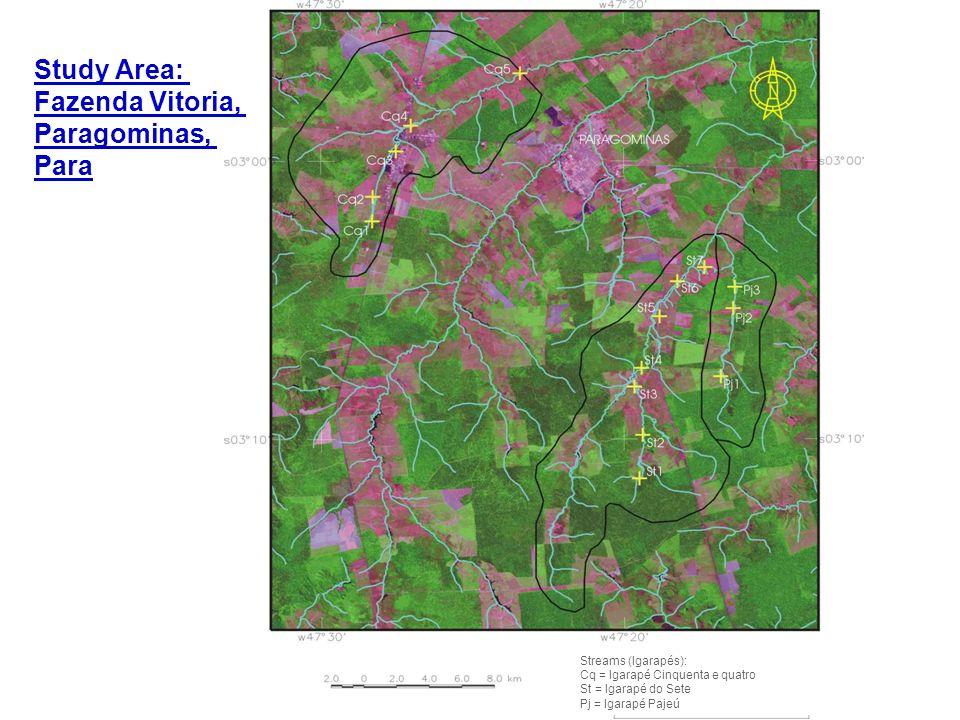 Marques et al., 2003 Geoderma Soilscapes in the Cerrado
