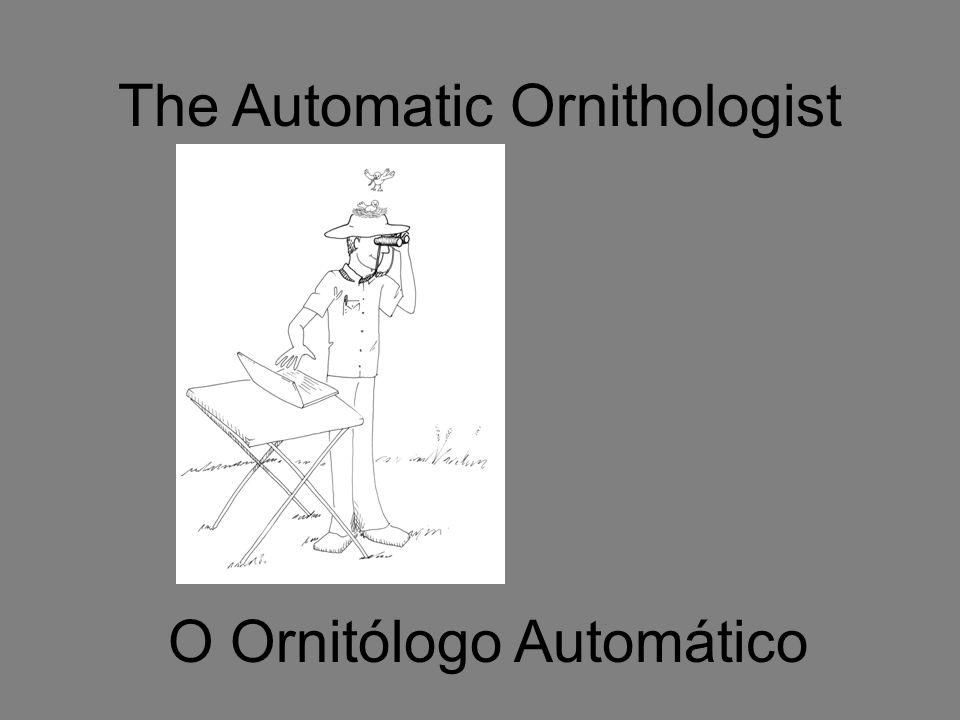 The Automatic Ornithologist O Ornitólogo Automático
