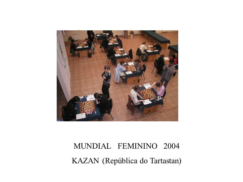 MUNDIAL FEMININO 2004 KAZAN (República do Tartastan)