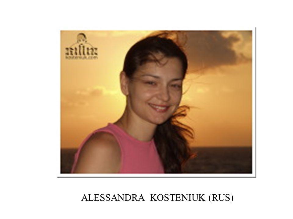 ALESSANDRA KOSTENIUK (RUS)