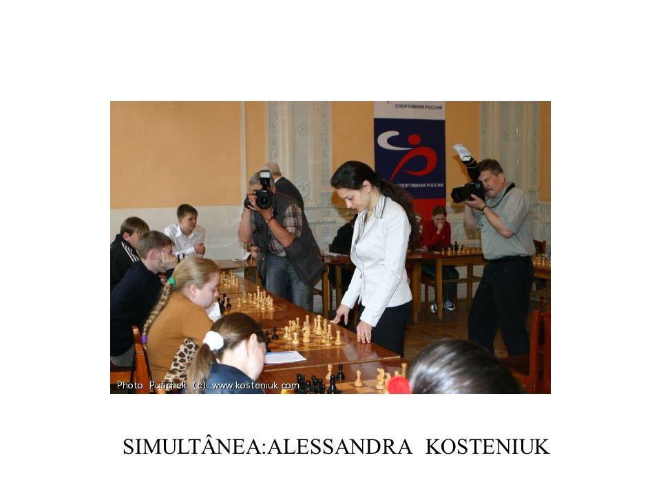 SIMULTÂNEA:ALESSANDRA KOSTENIUK