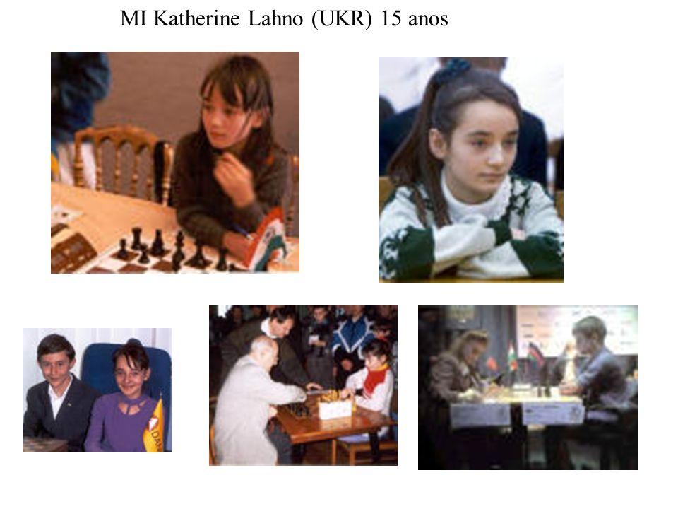 MI Katherine Lahno (UKR) 15 anos