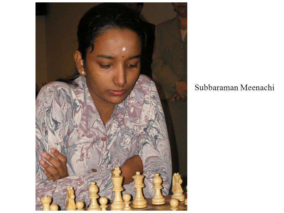 Subbaraman Meenachi