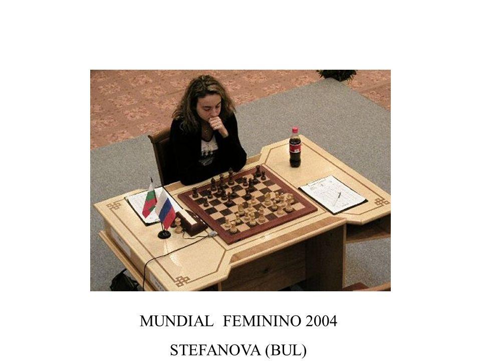 MUNDIAL FEMININO 2004 STEFANOVA (BUL)