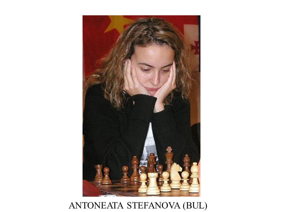 ANTONEATA STEFANOVA (BUL)