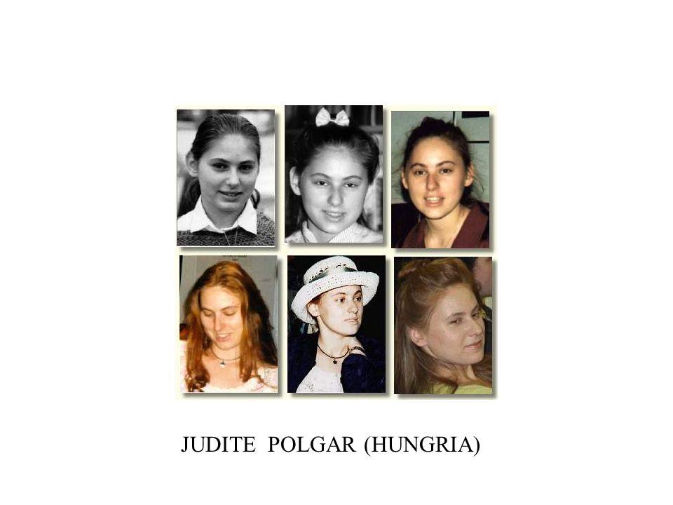 JUDITE POLGAR (HUNGRIA)