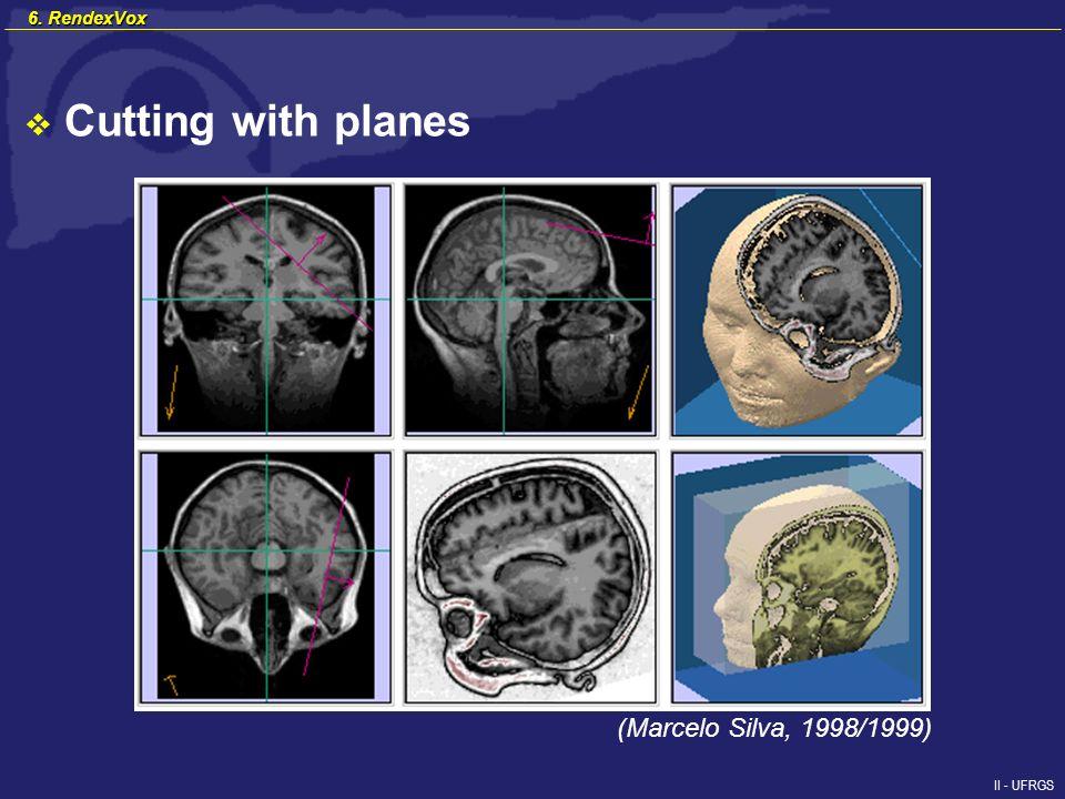 II - UFRGS (Marcelo Silva, 1998/1999) 6. RendexVox Cutting with planes