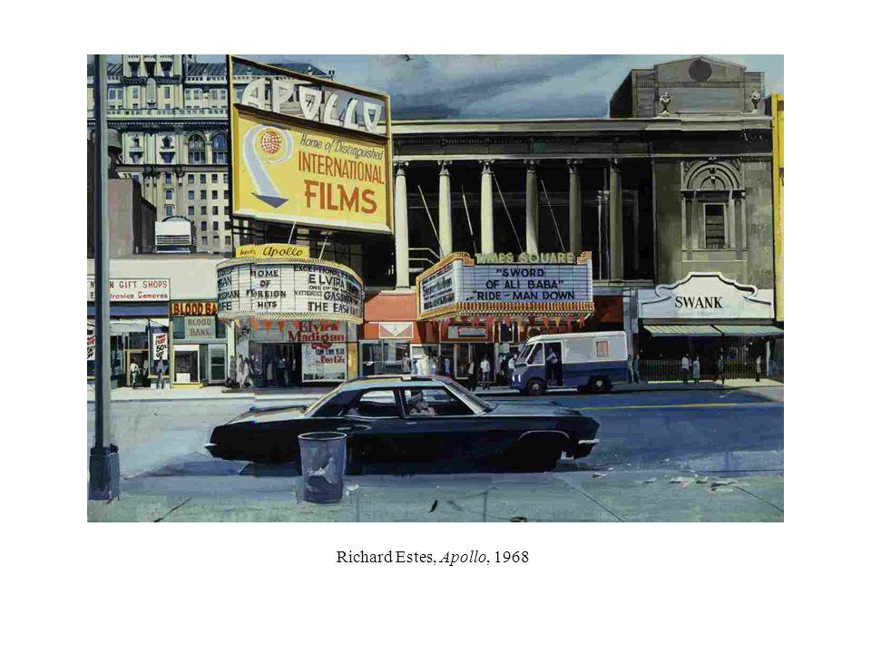 Richard Estes, Apollo, 1968