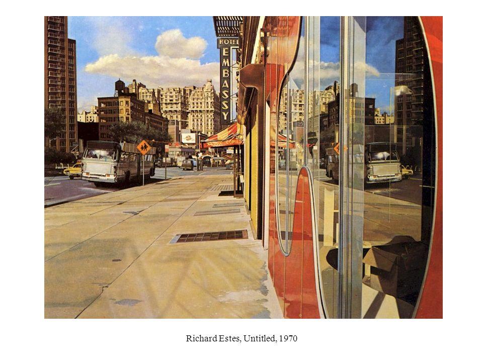 Richard Estes, Untitled, 1970