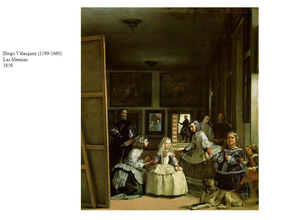 Diego Vélasquez (1599-1660) Las Meninas 1656