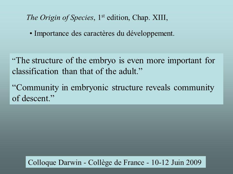 Colloque Darwin - Collège de France - 10-12 Juin 2009 Fertilization of Orchids, 1862, Chap.