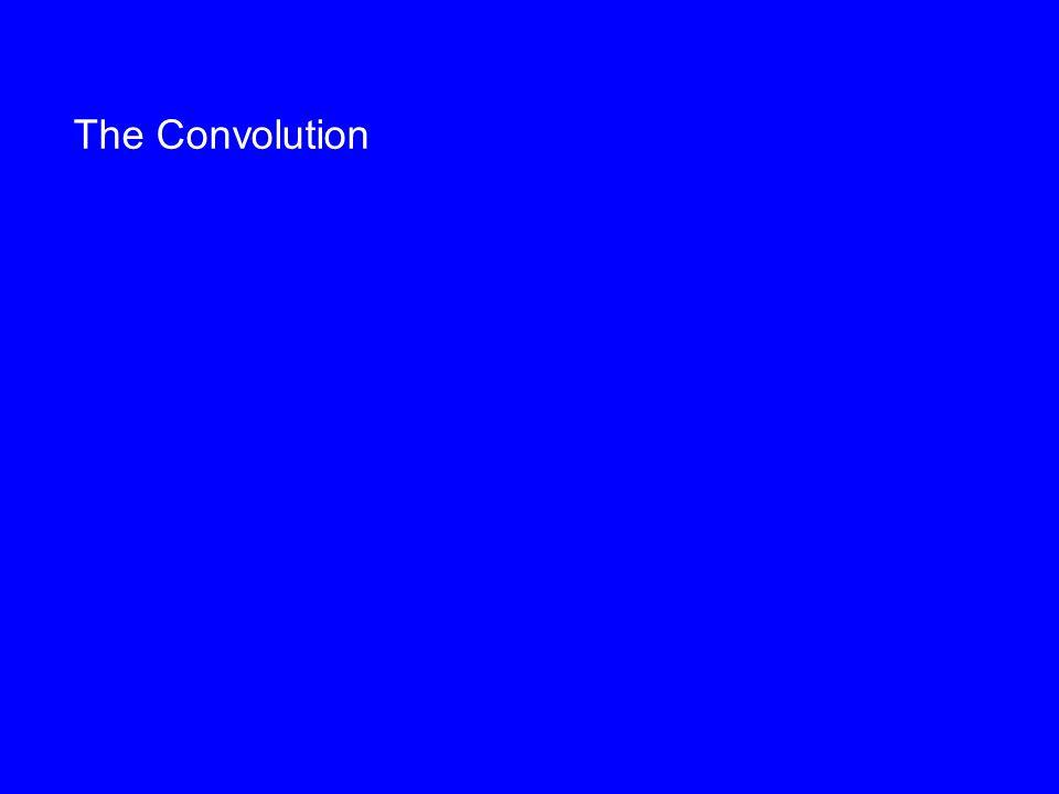 The Convolution